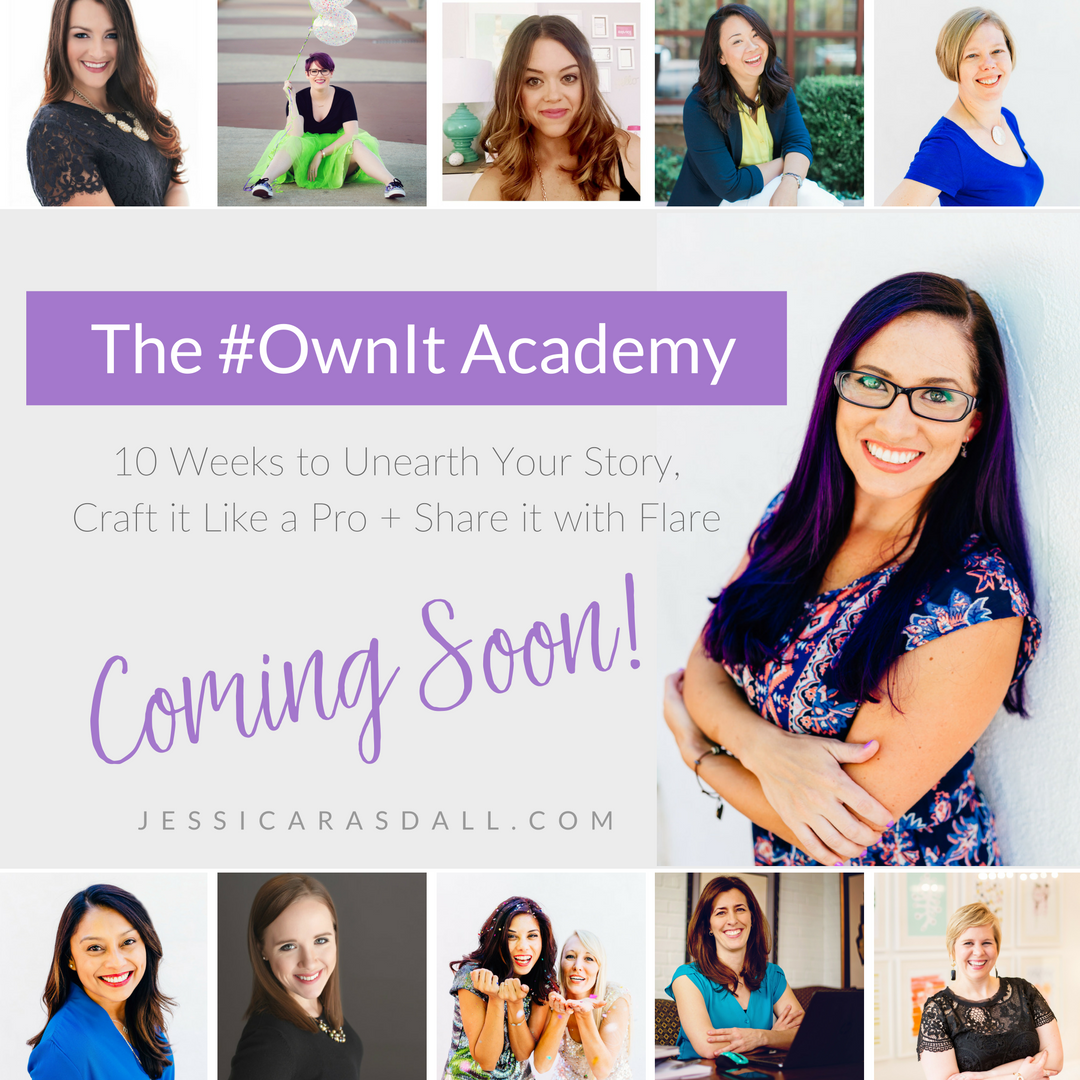 The Own It Academy is Coming Soon