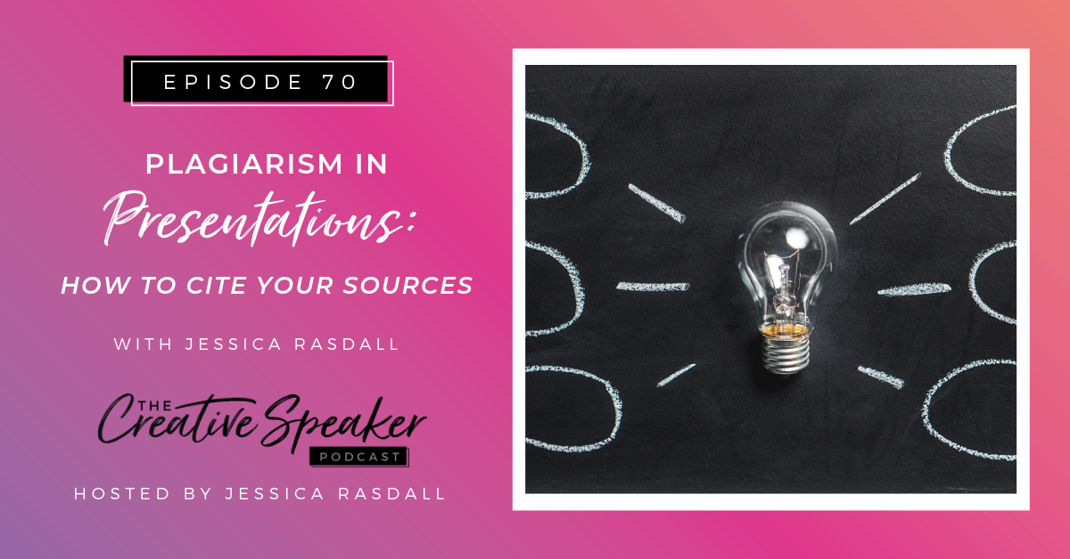 Plagiarism in Presentations - How to Site your Sources - BlogHeader.png