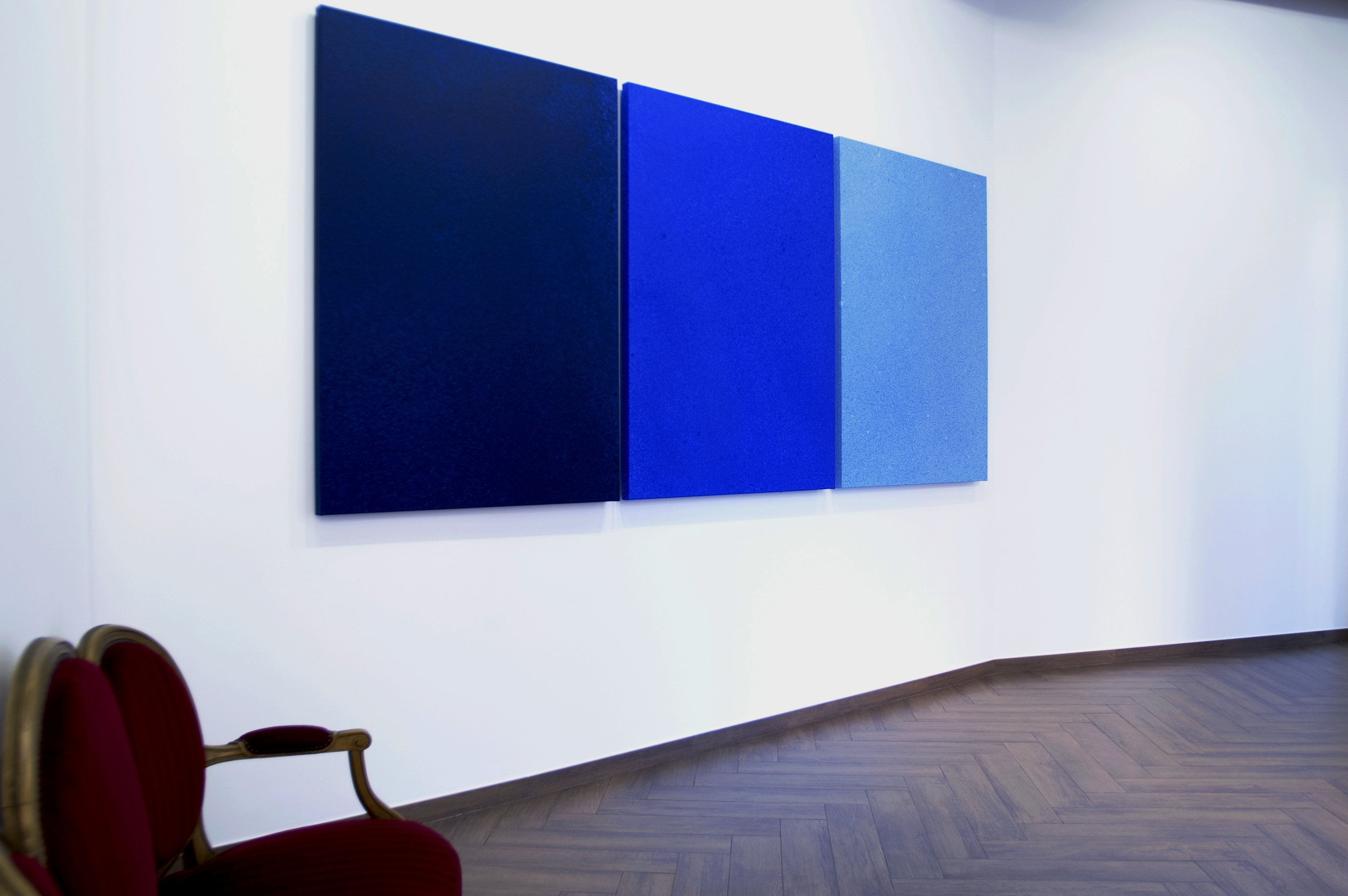 Skoya Assémat-Tessandier, Le  Rêve Bleu , The Switch | Cabinet de l'Art, 2017