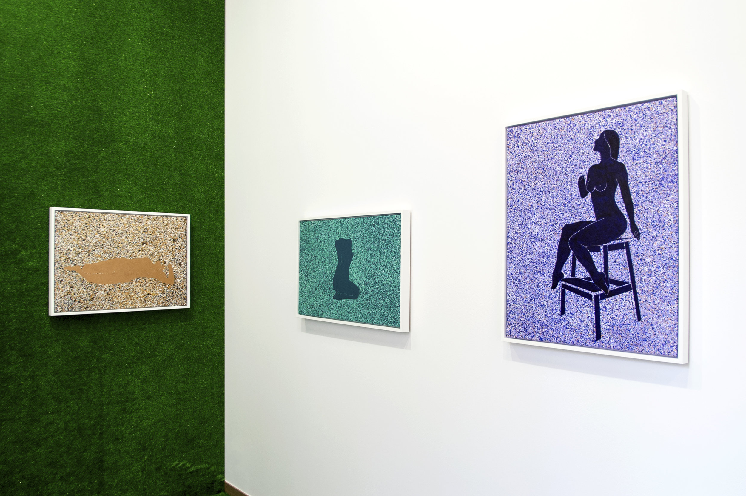 Skoya Assémat-Tessandier, 'Le petit Jardin des Songes', The Switch | Cabinet de l'Art, 2018