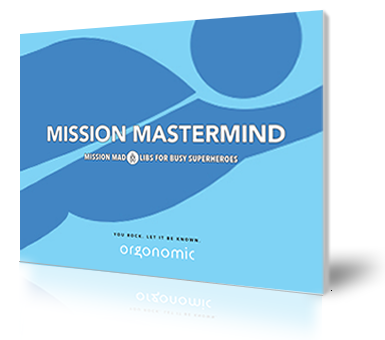 Mission Mastermind: Mission Mad Libs for Busy Superheroes