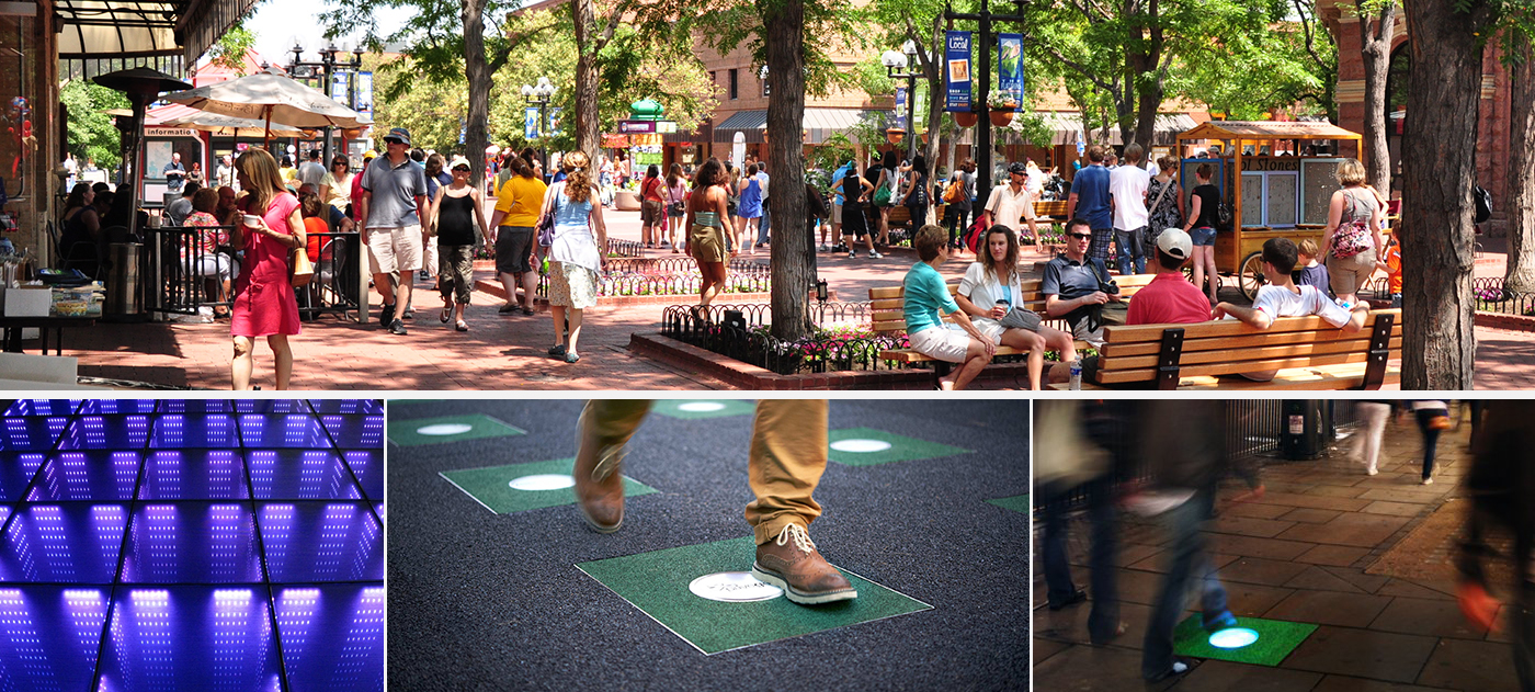 People Powered Public Spaces -