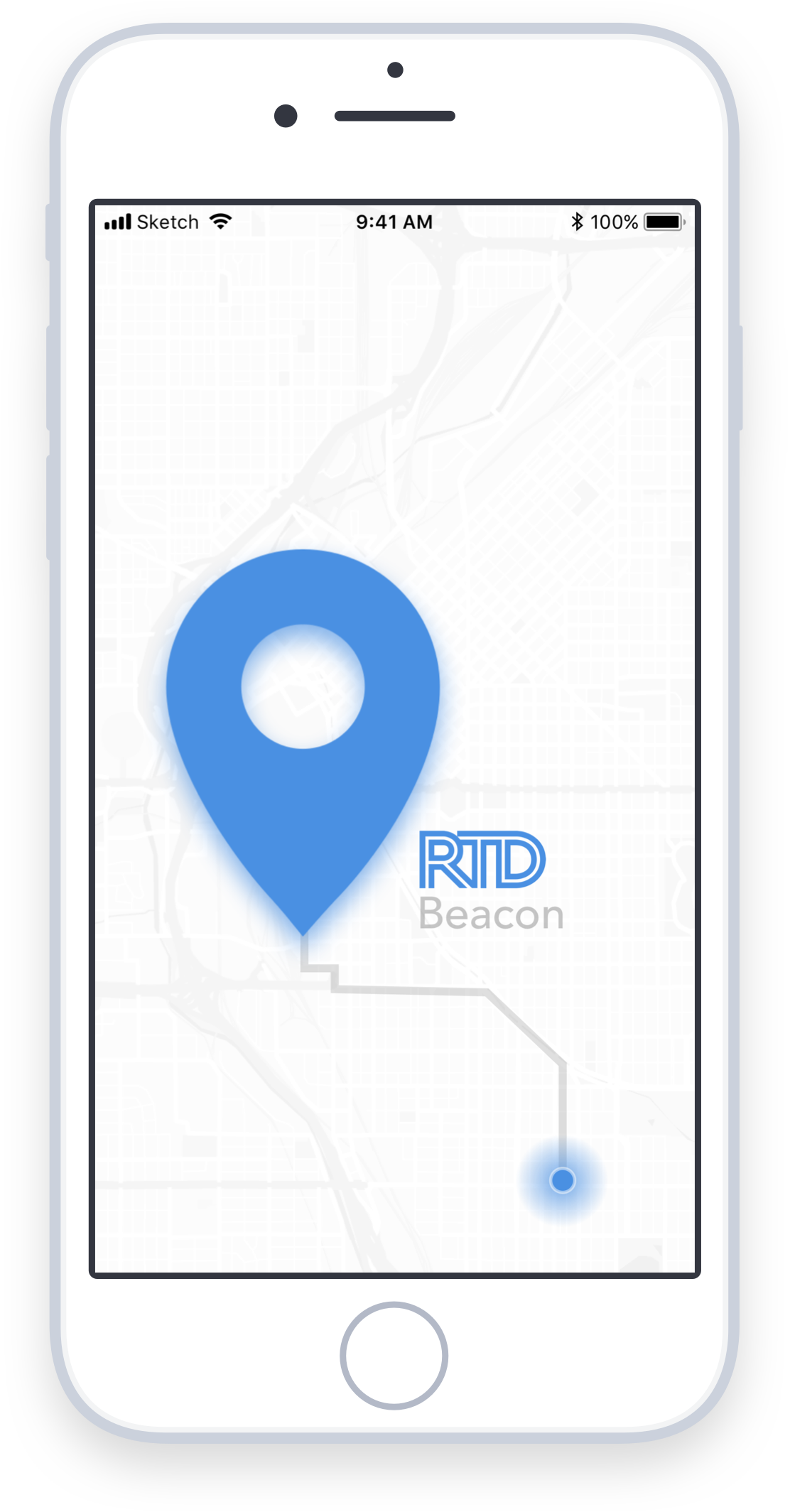 One spot for all your public transit needs - No more searching for outdated schedules or forgetting your ticket at home. RTD Beacon allows users to see real time transit routes and navigate their journey on public transit with ease.