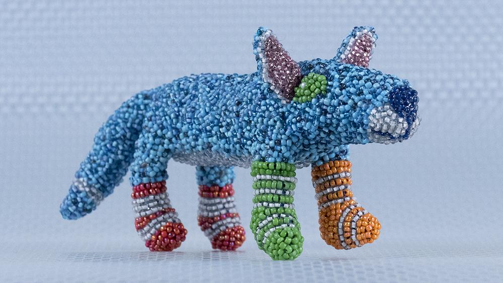 SÖT BARNSLIG: blue dog 65h 25m