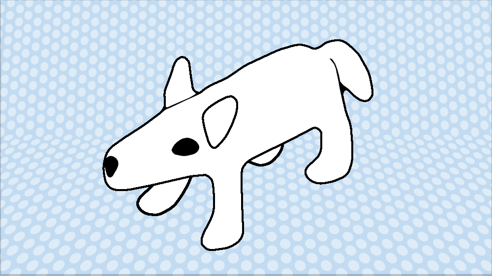 More  canines coming soon!
