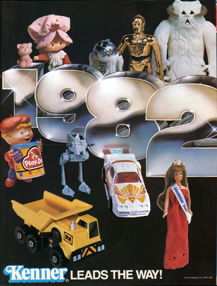 Cover, 1982.