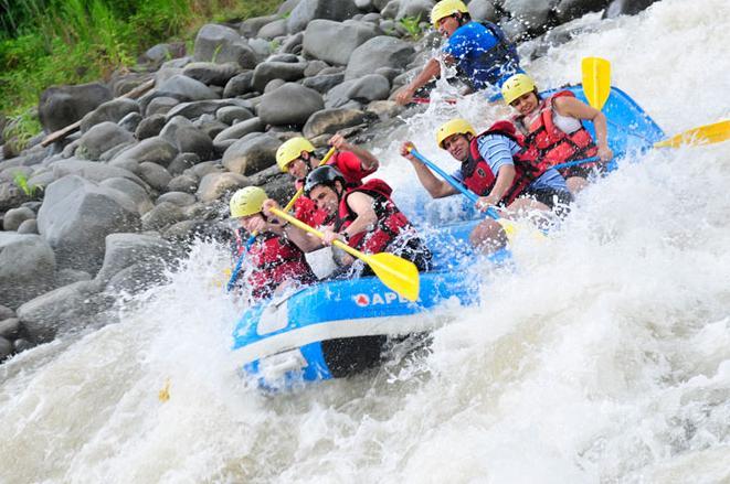 Costa Rican Rafting