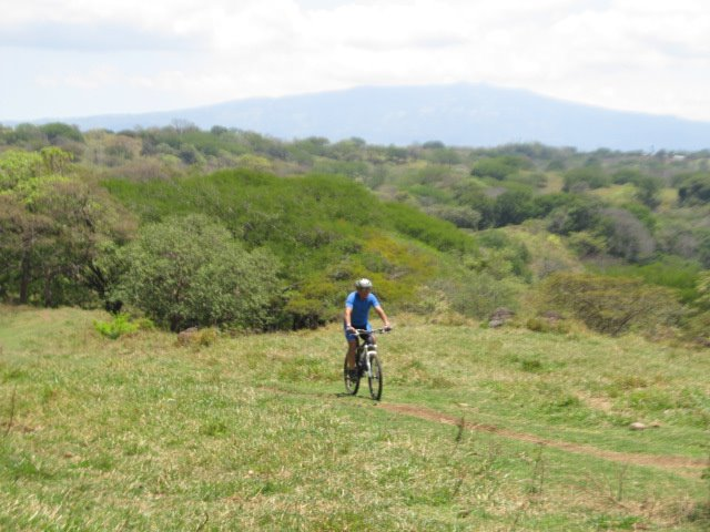 Costa  Rica Bike Riding