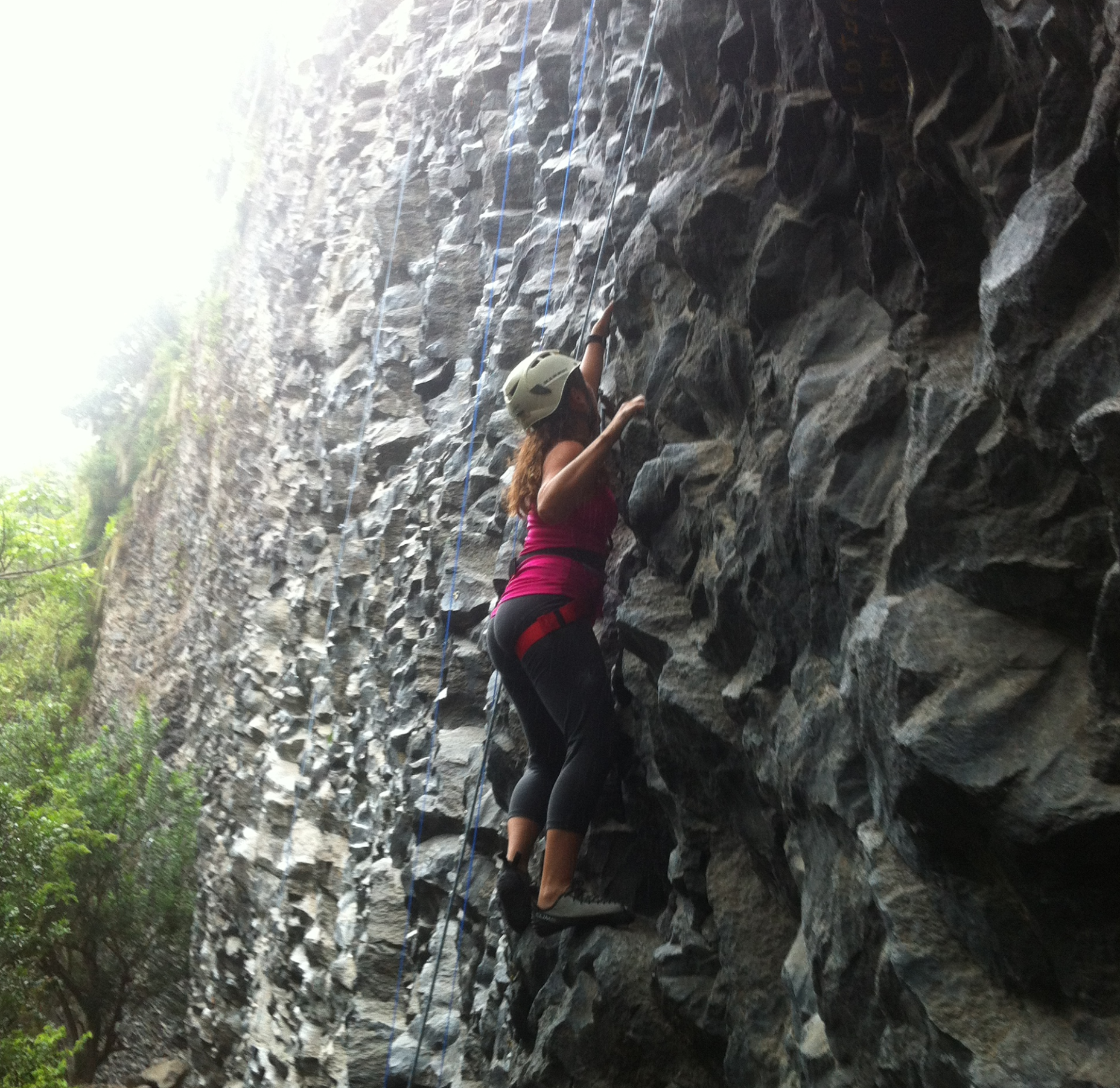 Rock Climbing in Costa Rica