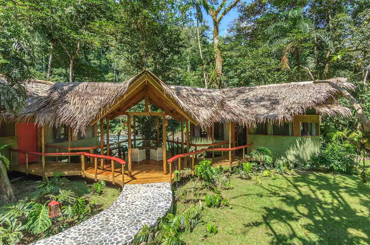 Pacuare Limon, Costa Rica Hotels