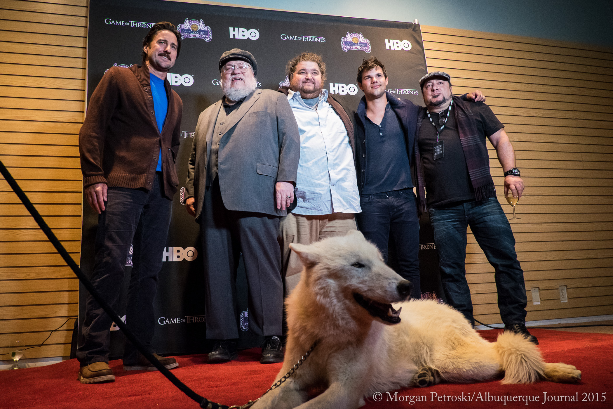 The Ridiculous Six at Game of Thrones Premiere