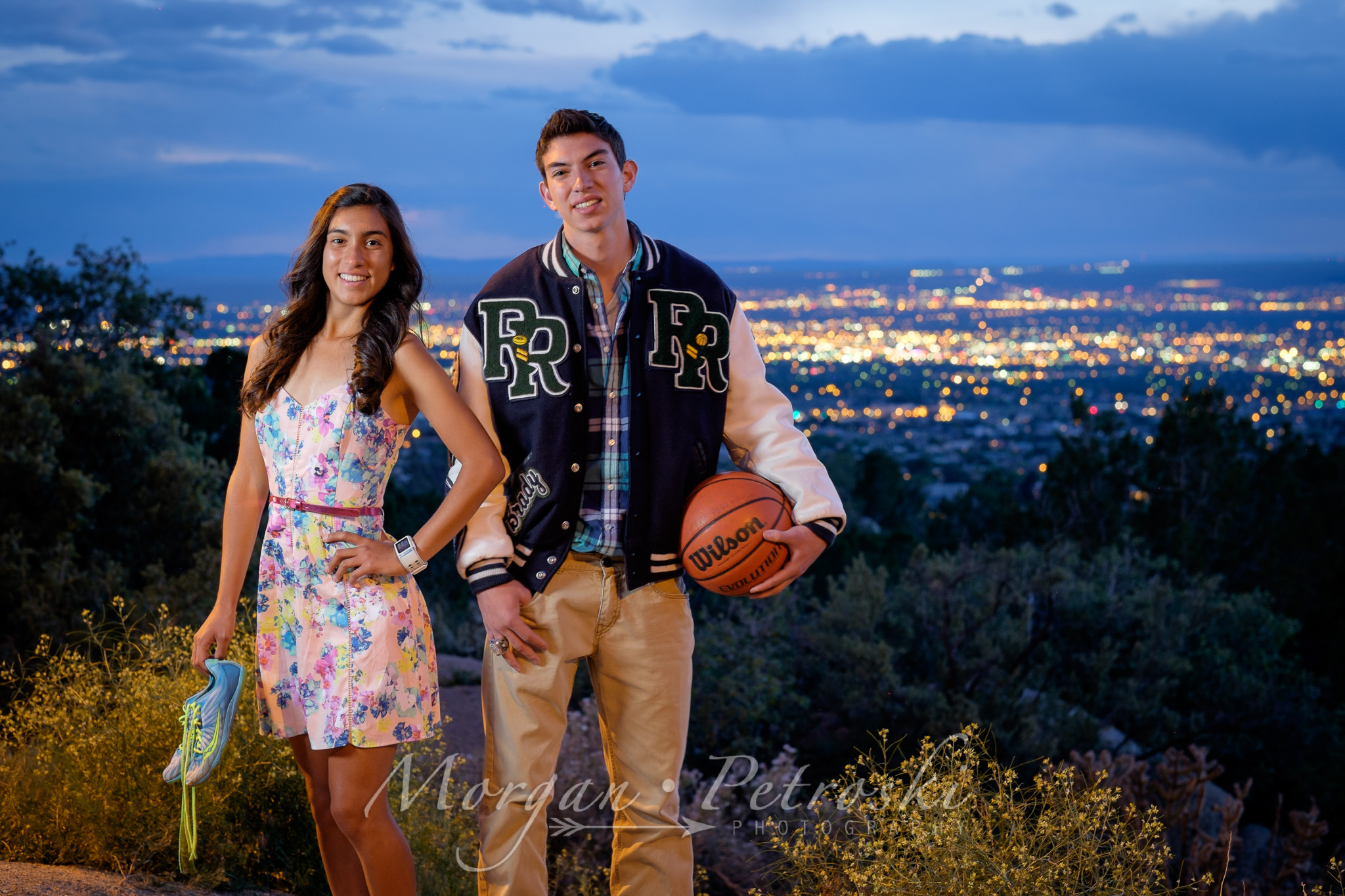 Senior Portrait Albuquerque