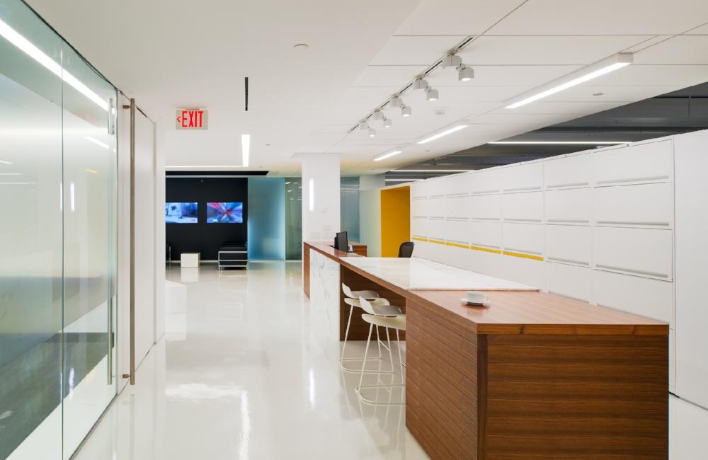The award winning offices of Group Goetz Architects - Washington, DC