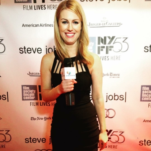 "Sarah covered the 53rd annual NY Film Festival for Indiezone.tv, with interviews including the filmmakers and cast of the blockbuster ""Steve Jobs,"" Steven Spielberg's ""Bridge of Spies,"" and ""The Experimenter."""