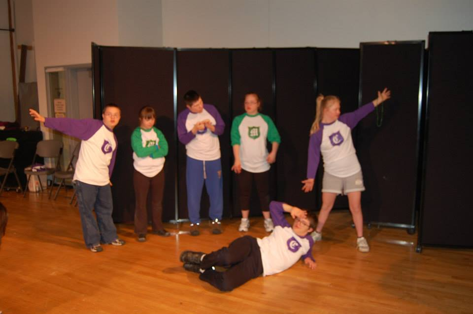 The cast of our very first production, Romeo & Juliet (May 2011)