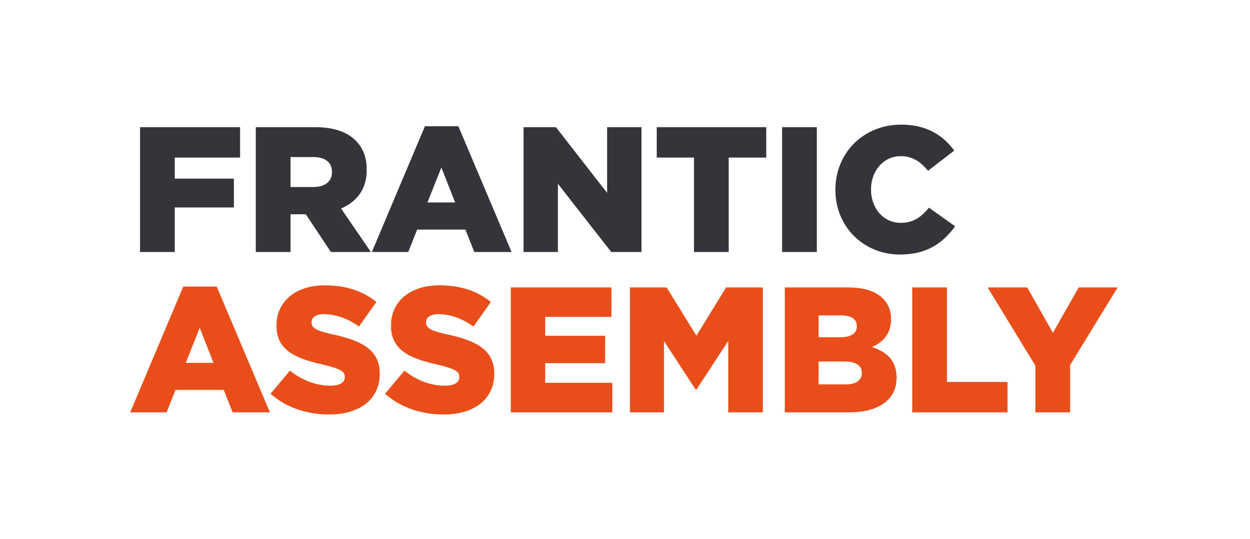 Frantic Assembly is an internationally renowned theatre company inspiring innovative practice and unlocking creative potential. The company have toured extensively, and worked in over 40 countries collaborating with some of today's most inspiring artists. Learn more at   www.franticassembly.co.uk