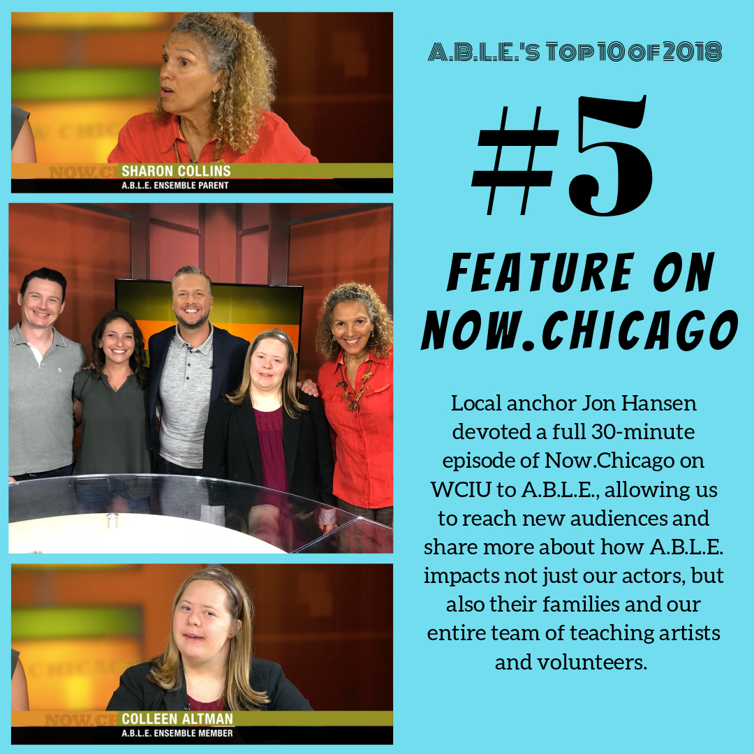 Since we met Jon Hansen this summer while promoting  The Spy Who Knew Me , he has become an enthusiastic fan of our program. Click here to watch our full episode of  Now.Chicago  and also check out our segments with Jon from        The Jam Morning Show    and    WGN Radio!