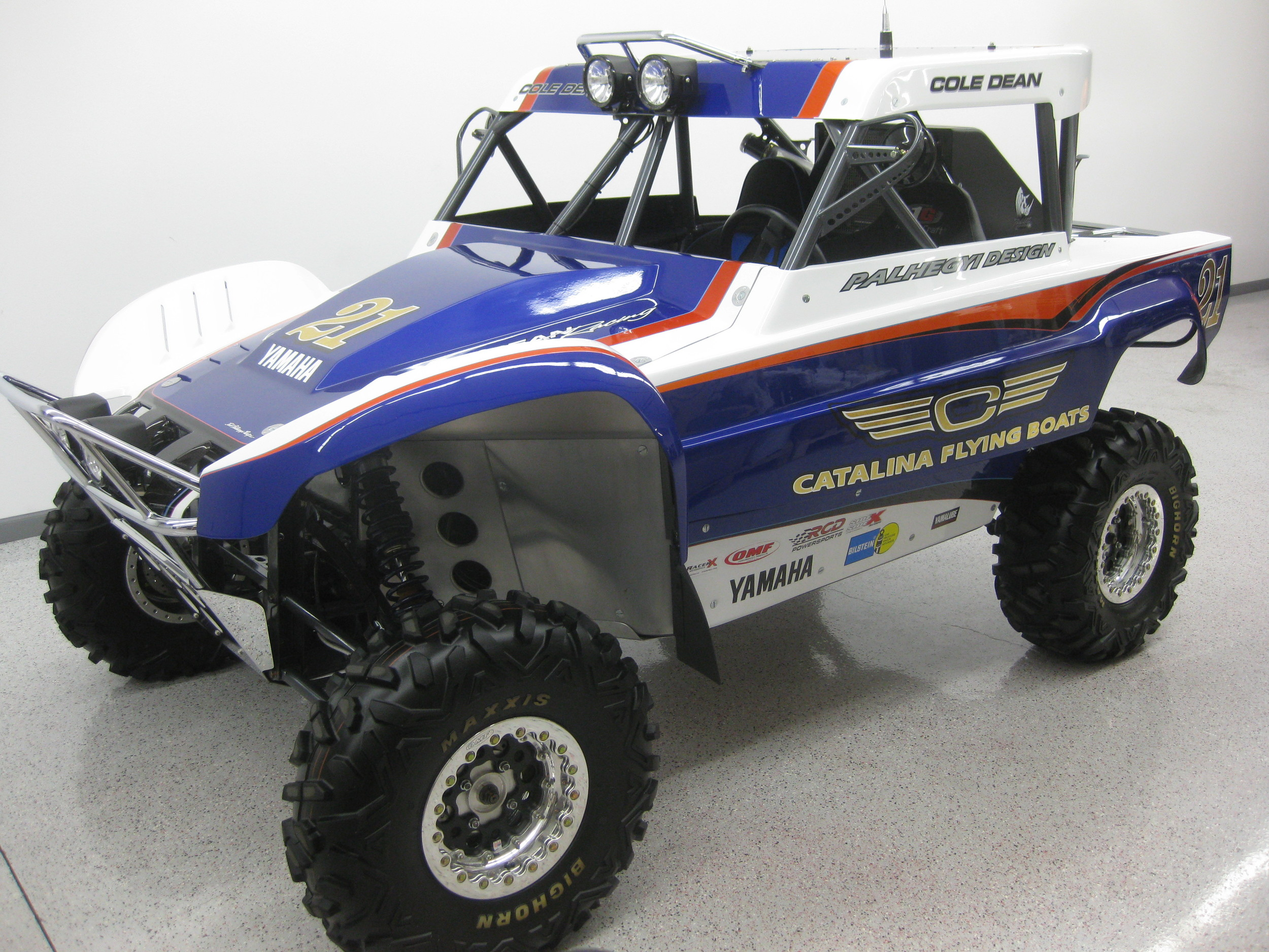 Cole's Custom Race Rhino