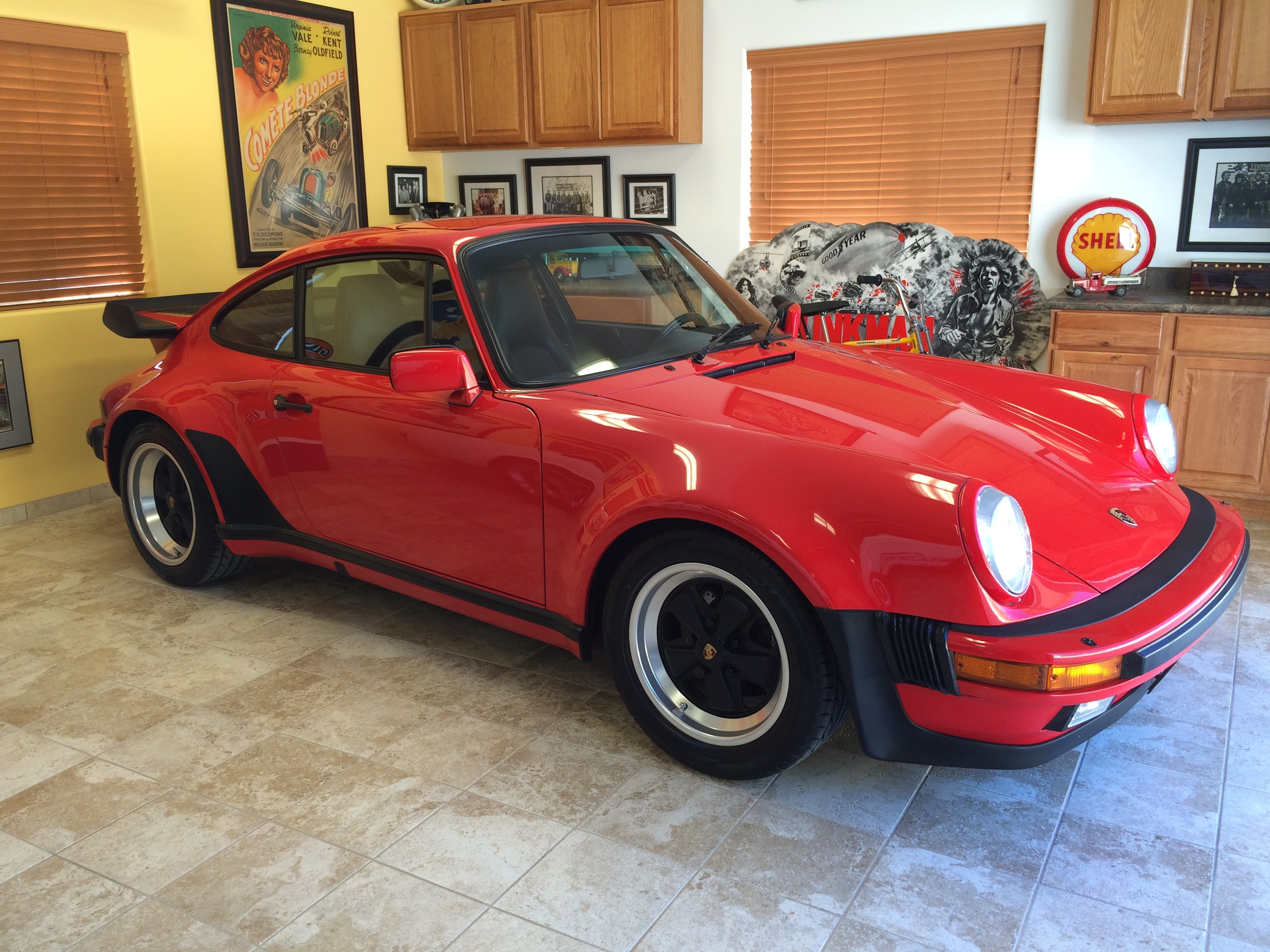 1996 Porsche 491 Turbo Look