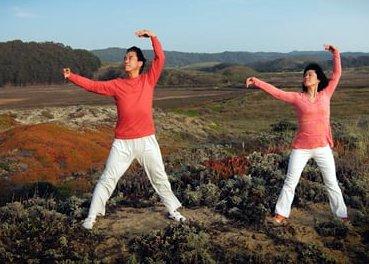 Master Li and Li Jing