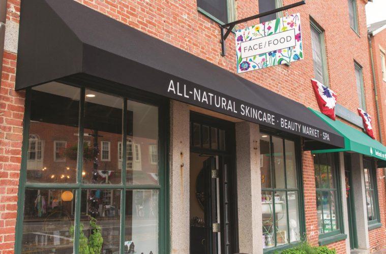 Face Food Natural Skincare - Newburyport Massachusetts