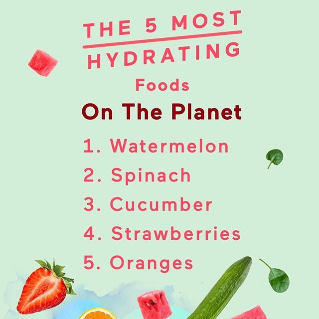 Loving this post from @mindbodygreen!  It's so important to stay hydrated, but sometimes it's hard to remember to keep drinking.  Keep these foods in your diet to help you avoid the nasty side effects of dehydration.  Any of these on heavy rotation on your plate lately? ⠀⠀⠀⠀⠀⠀⠀⠀⠀ 📷 @mindbodygreen ⠀⠀⠀⠀⠀⠀⠀⠀⠀ #mindbodygram #mindbodygram  #food #nourishyourself #cleaneating #kosmatology #cleanliving #summer