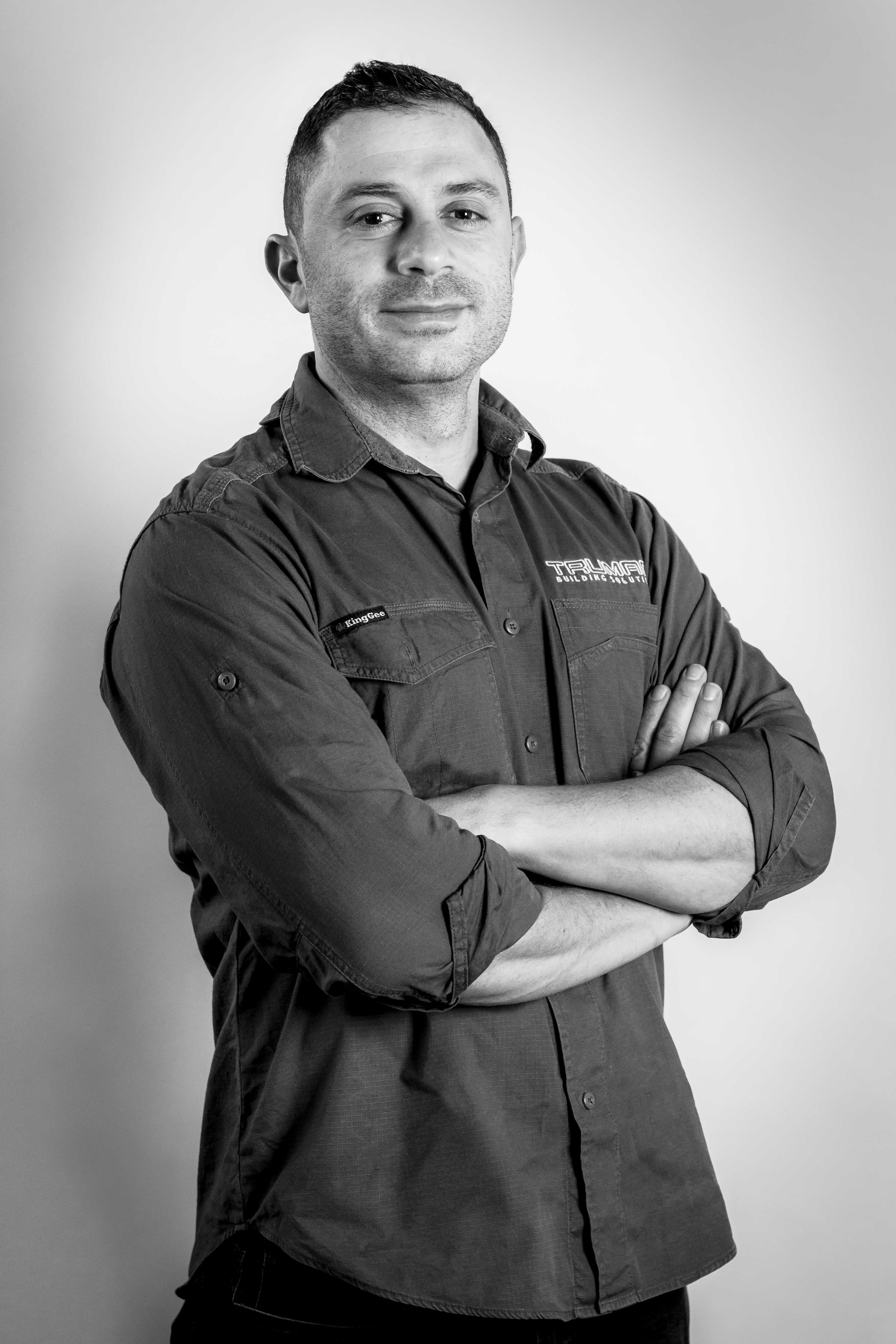 ELIAS METRY    Architect/Project Manager   Elias joined Truman Building in 2017 with his Masters of Architecture and certification in Construction Management. He oversees project design and construction execution, keeping projects on time, and on budget.