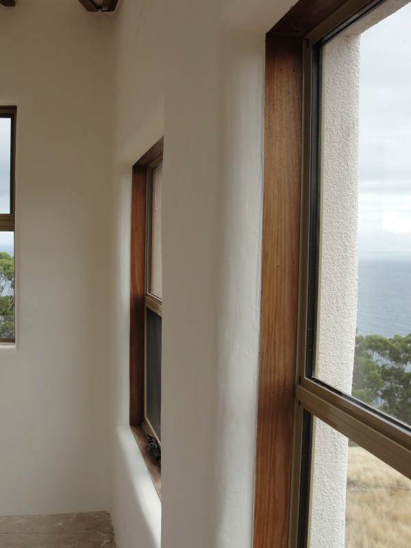 An energy-efficient house is Tasmania - image courtesy of Hempcrete.com.au