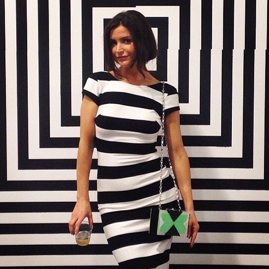 stylist Tara Blumenthal at Frieze Art Fair New York.jpg