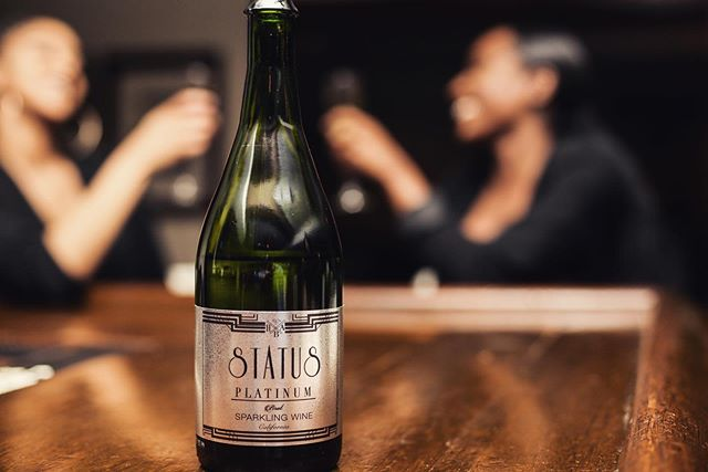 Happy Monday Everyone! Let's own this week! There will be a chilled bottle of STATUS waiting for you at the end of the day 🥂😉 . . . . . #whatsyourstatus #refreshing #mondays #statussparklingwines #satisfaction #saclife #downtown #its5oclocksomewhere #entrepreneurlife #brut #bubbly #springbreak #foundation #chilled #cool #instagram #goldinaglass #cheers #lifestyle #summerready #salud