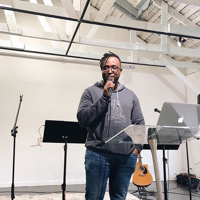 """Even on our best days, God is still better than what we can imagine."" - Kenneth Weaver ⠀⠀⠀⠀⠀⠀⠀⠀⠀ What a joy to get to hear from our Worship Pastor, @kenjamin_buttons this past Sunday! ⠀⠀⠀⠀⠀⠀⠀⠀⠀ Wherever you're at today, we're praying that Gods goodness would cover you beyond what you could ask or imagine!  Ken will be leading us in worship again tonight at Seek