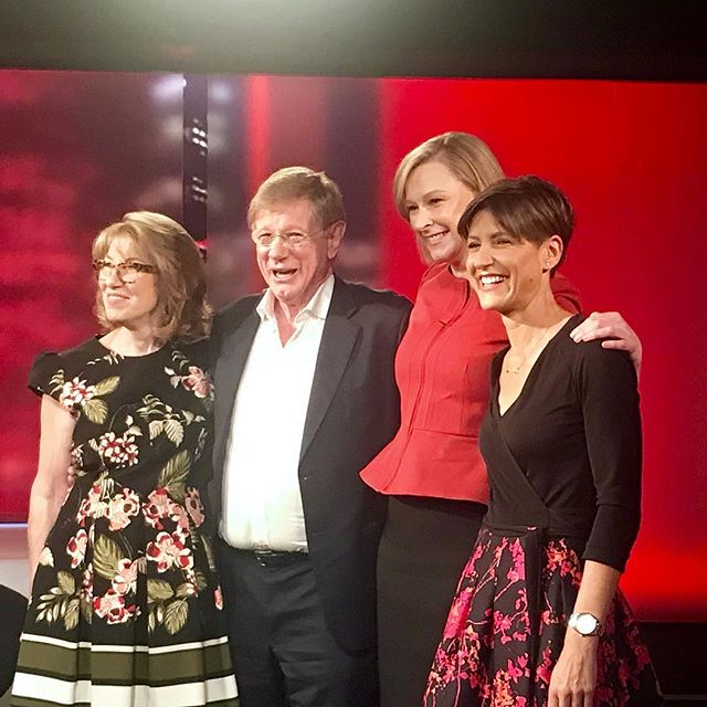 Chuffed to work on last Lateline with these brilliant journalists..#abc #lateline #prettygoodjobreally
