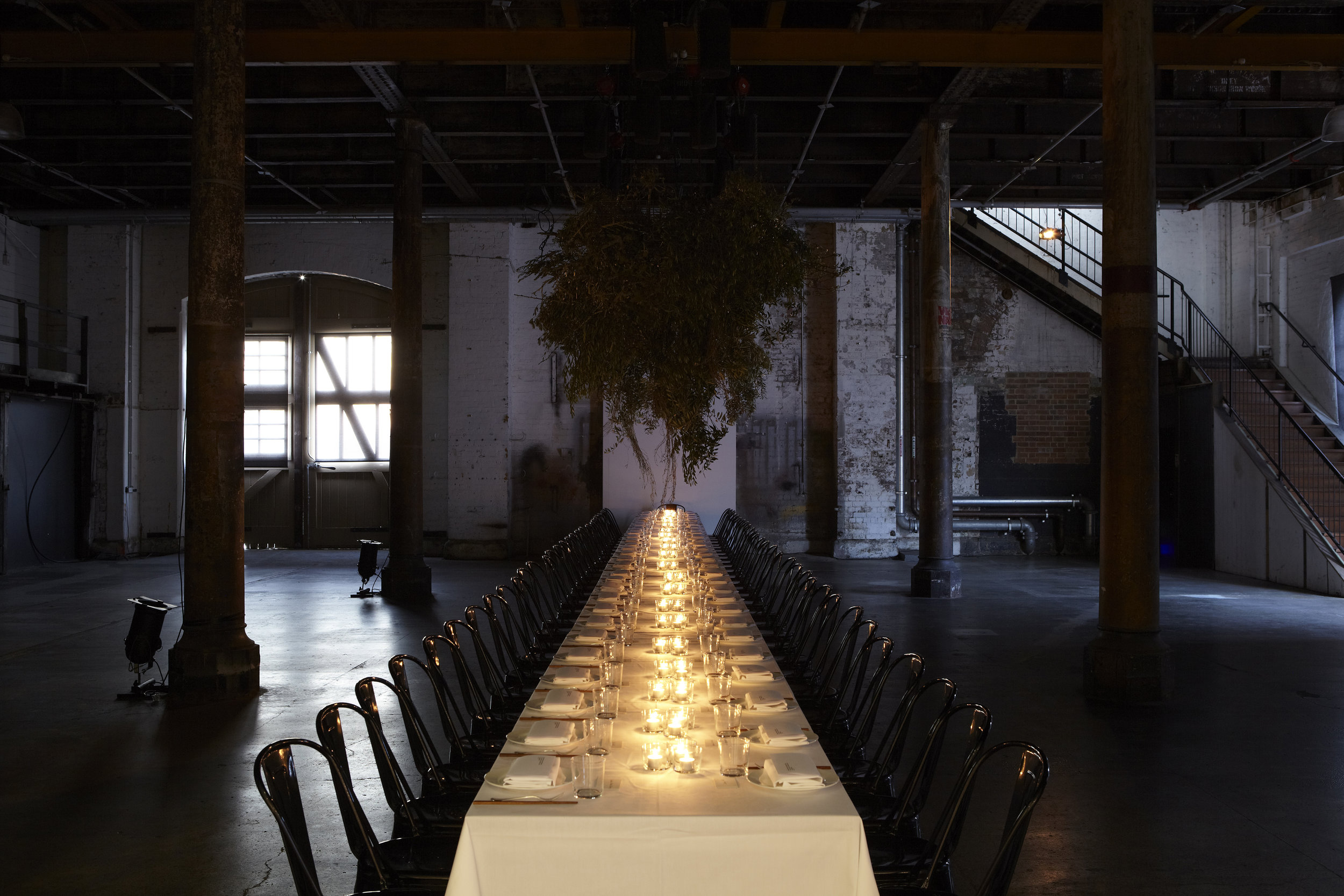 Sydney Table at Carriageworks