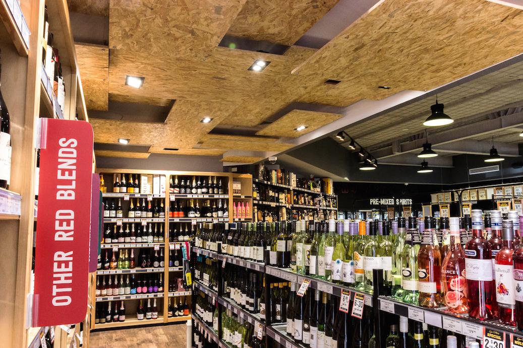 RETAIL PROJECT  Bottle Shop - Busselton