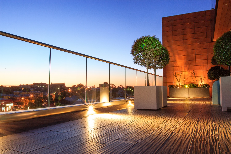 LANDSCAPING PROJECT  Penthouse Terrace - Mt Lawley
