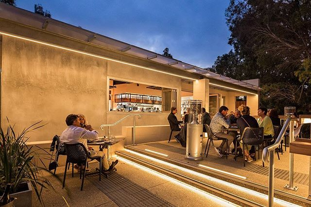 A recently completed project featuring our external linear feature lighting at the fantastic newly opened #bluemannabistro  in #dunsborough Another fantastic example of well designed landscape lighting using our high quality LED Fixtures. Be sure to make a reservation! . #qualitymatters #moderndesign #australianlandscaping #lightinginspo #limelighting #smartdesign #landscaping #lighting #lightingdesign #ledlighting #attentiontodetail