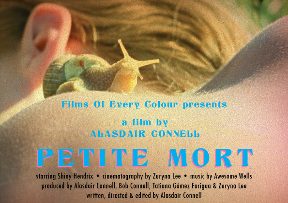 Poster for my first short to throw its hat in the ring,  Petite Mort  (2015 - Czech Republic, UK)