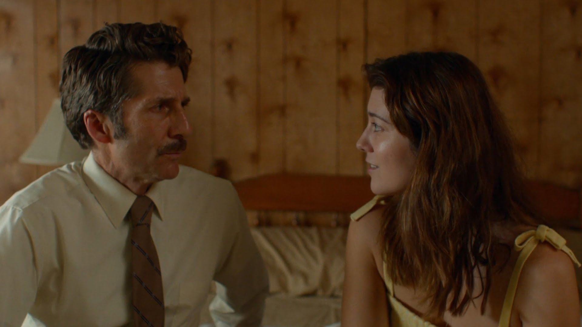 Leland Orser and Mary Elizabeth Winstead engage in a battle of minds in  Faults.