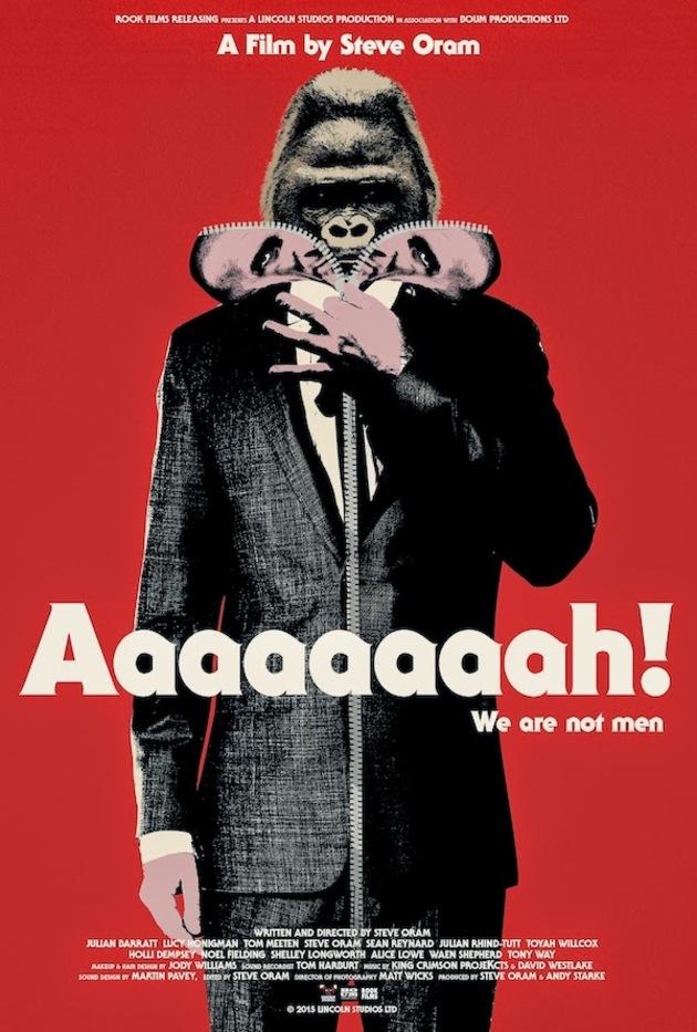 Aaaaaaaah! 2015 poster