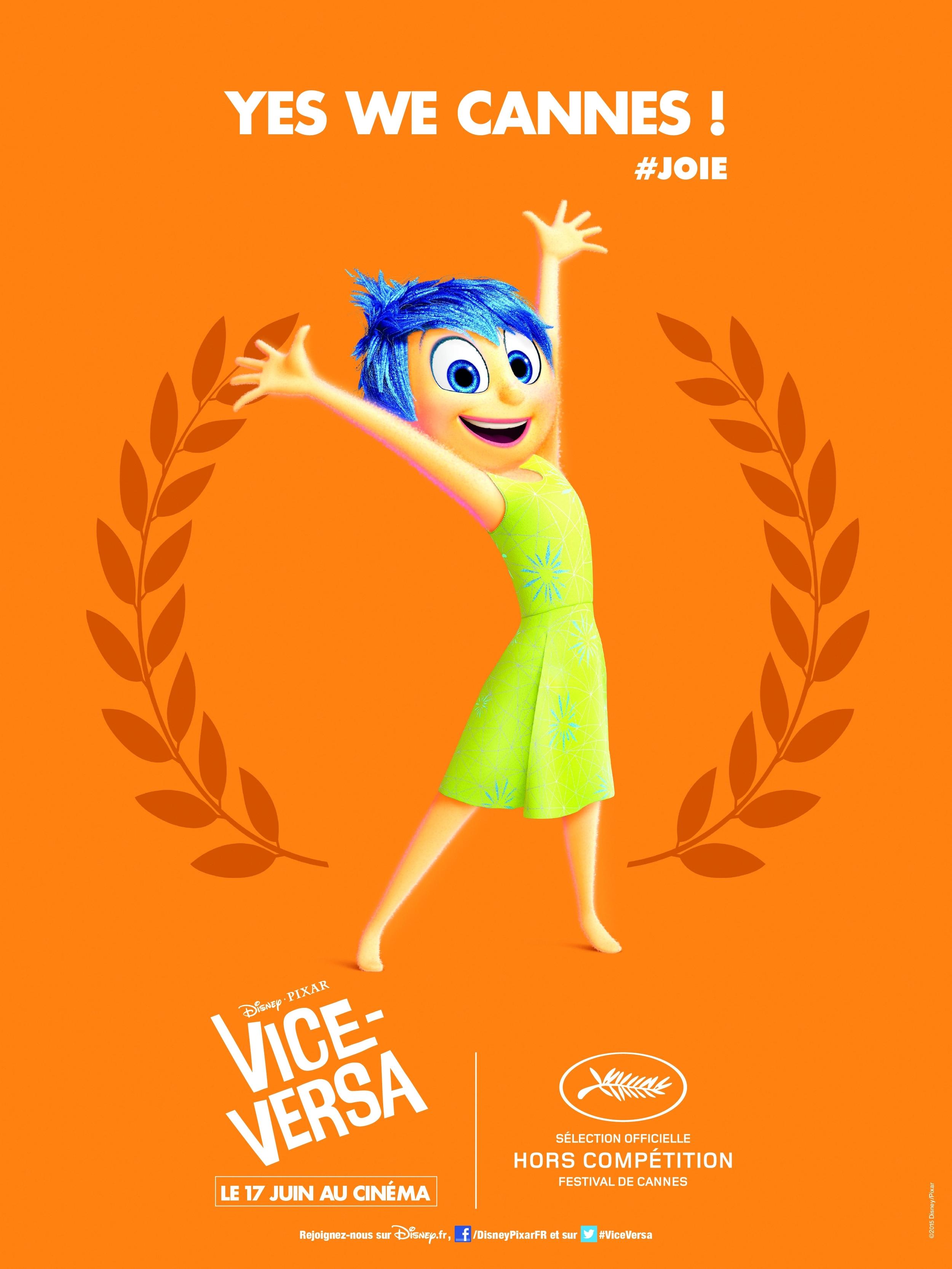 """""""Yes we Cannes!"""" #Joy"""