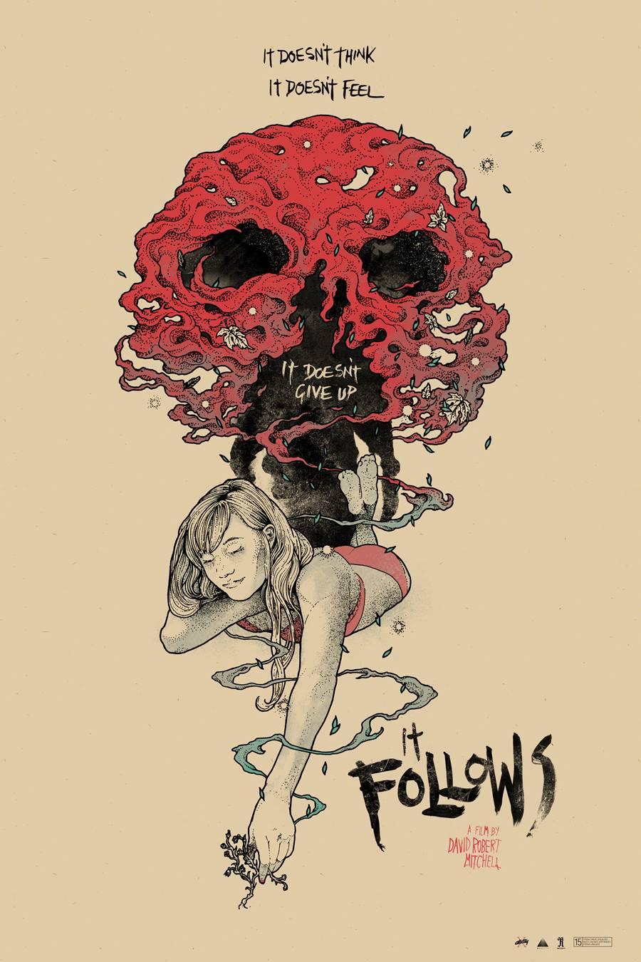 It Follows 2015 fan poster 1