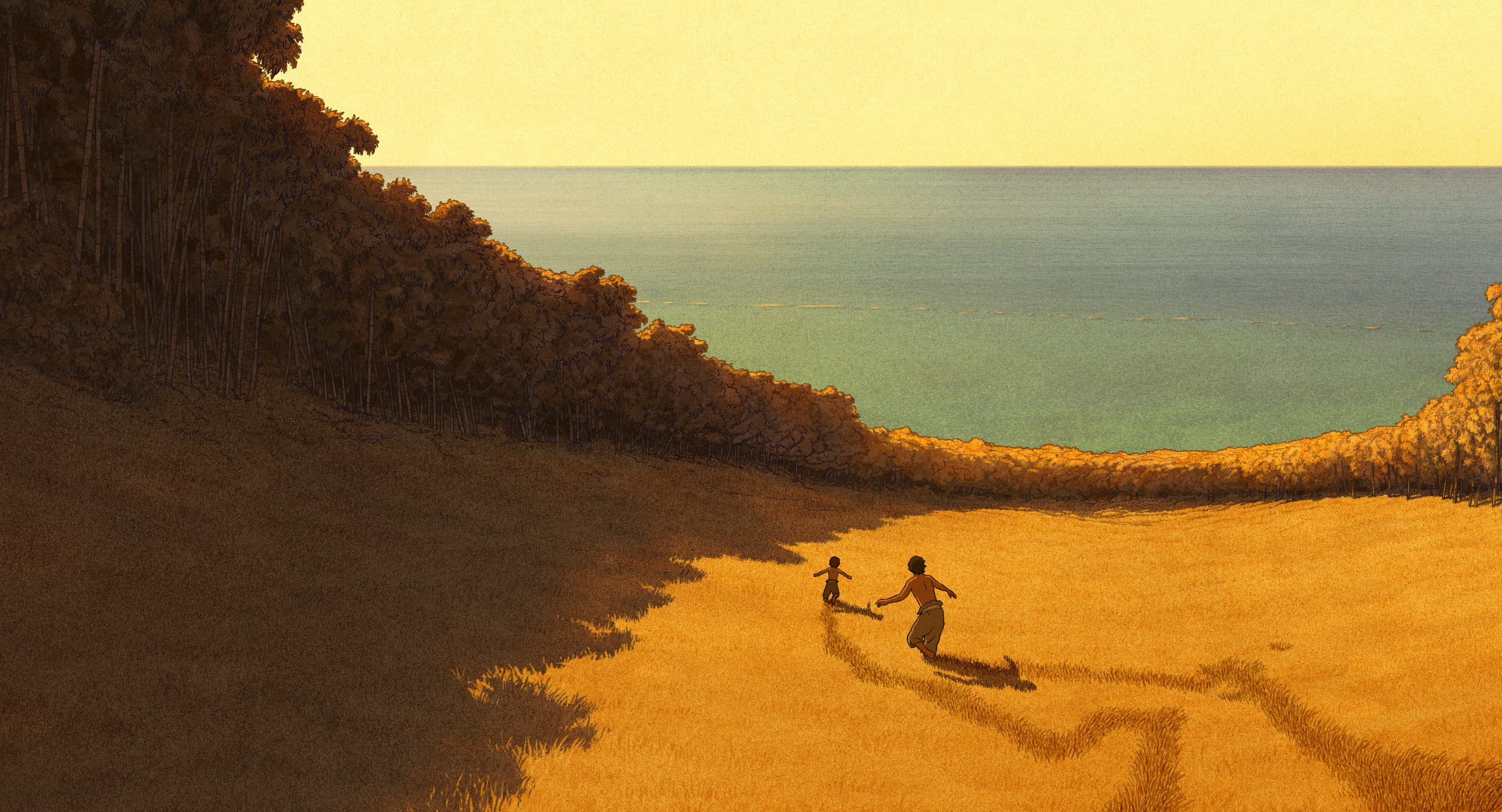 The Red Turtle 2016