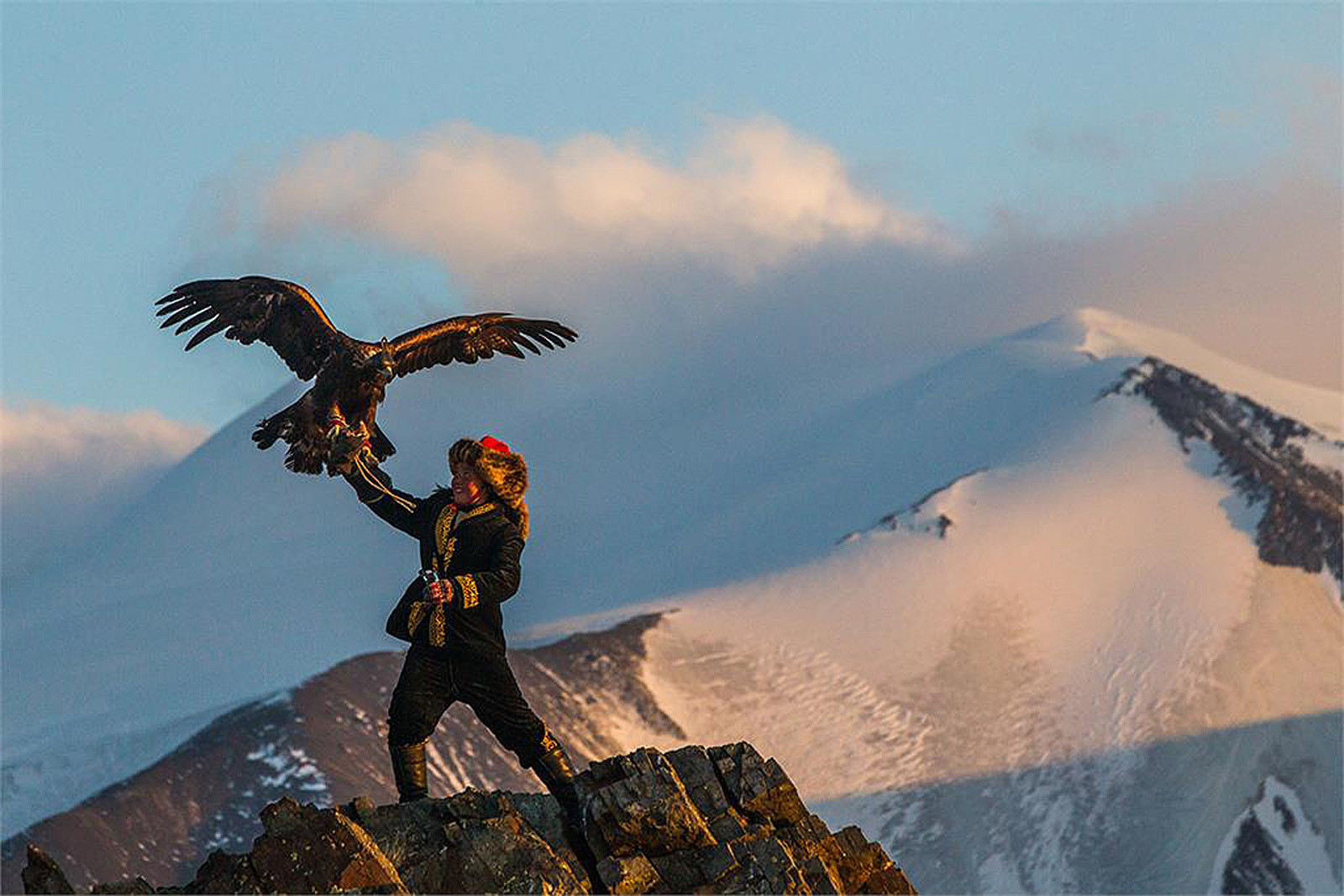 The Eagle Huntress  (2016, USA – dir. Otto Bell)