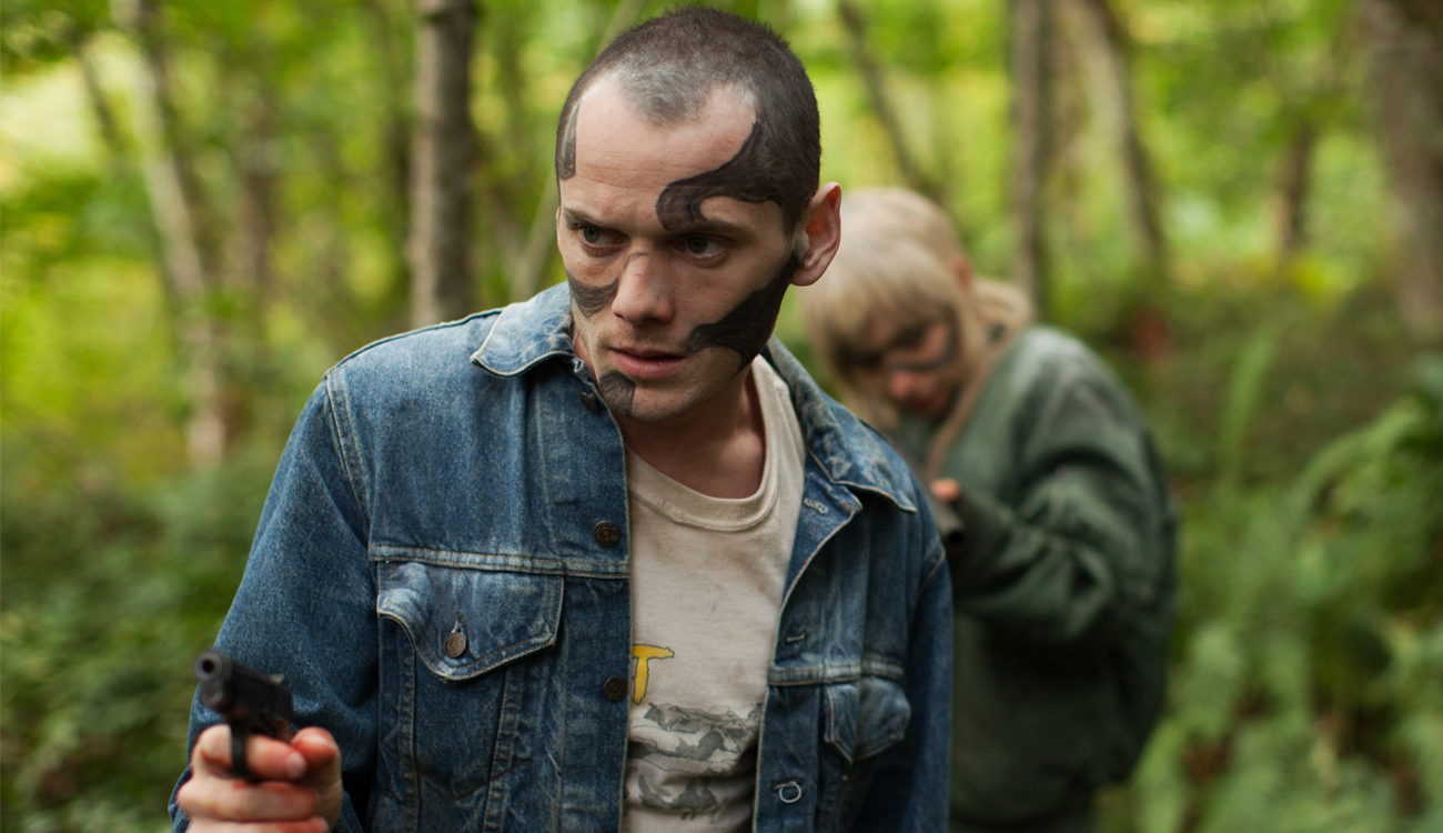 LISTENER PICK – THE HORROR MOVIE YEARBOOK PODCAST'S SCARIEST FILM OF 2016:  Green Room  (USA – dir Jeremy Saulnier)