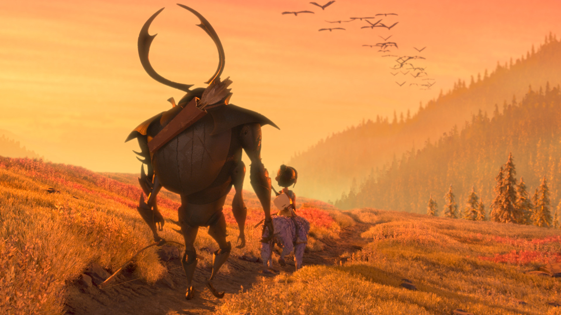 LISTENER PICK – ALEX'S BEST FILMS OF 2016:  Kubo & the Two Strings  (USA – dir. Travis Knight)