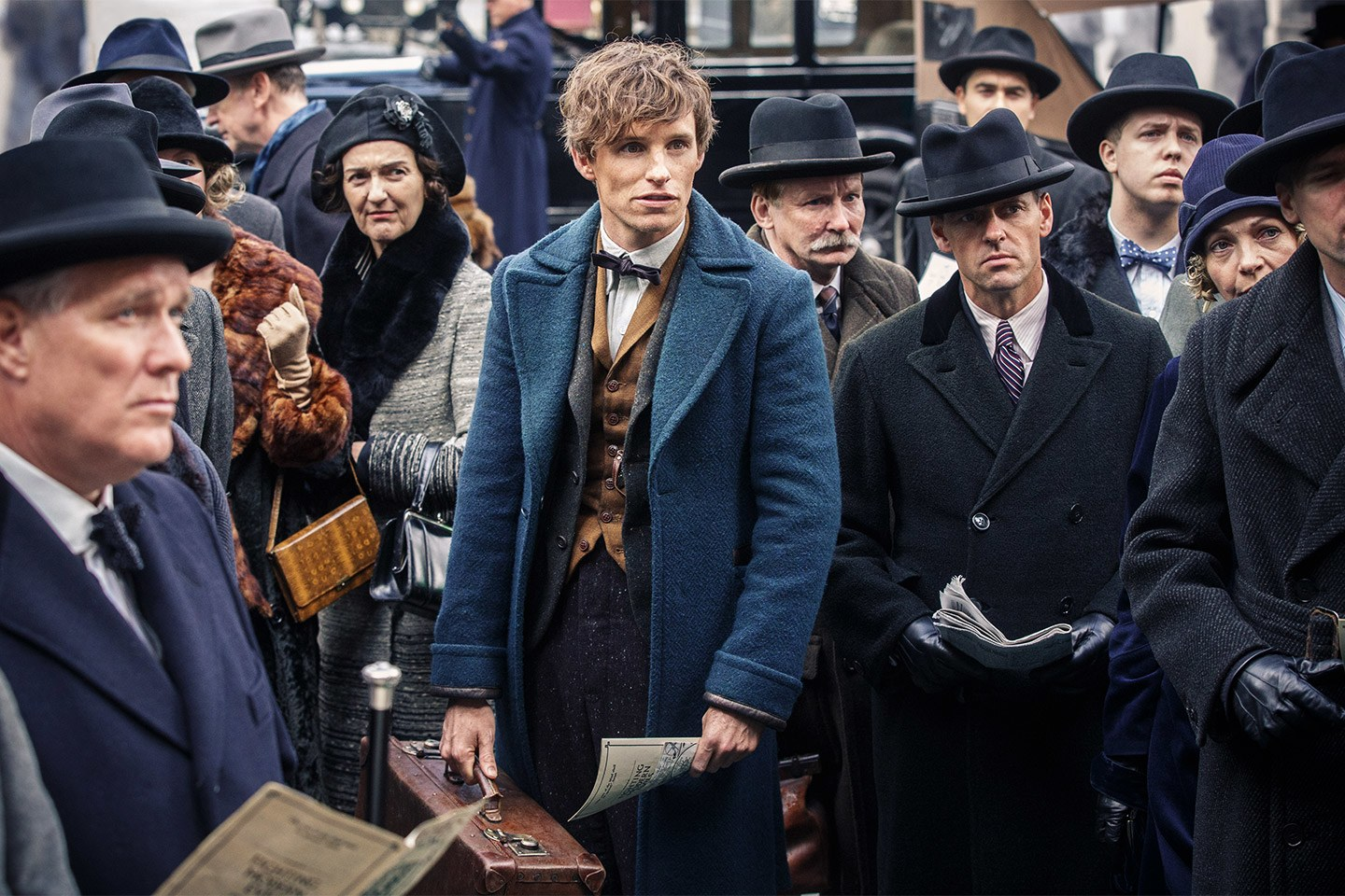 LIZ'S MOST ENJOYABLE FILM OF 2016:  Fantastic Beasts & Where to Find Them  (UK/USA – dir. David Yates)