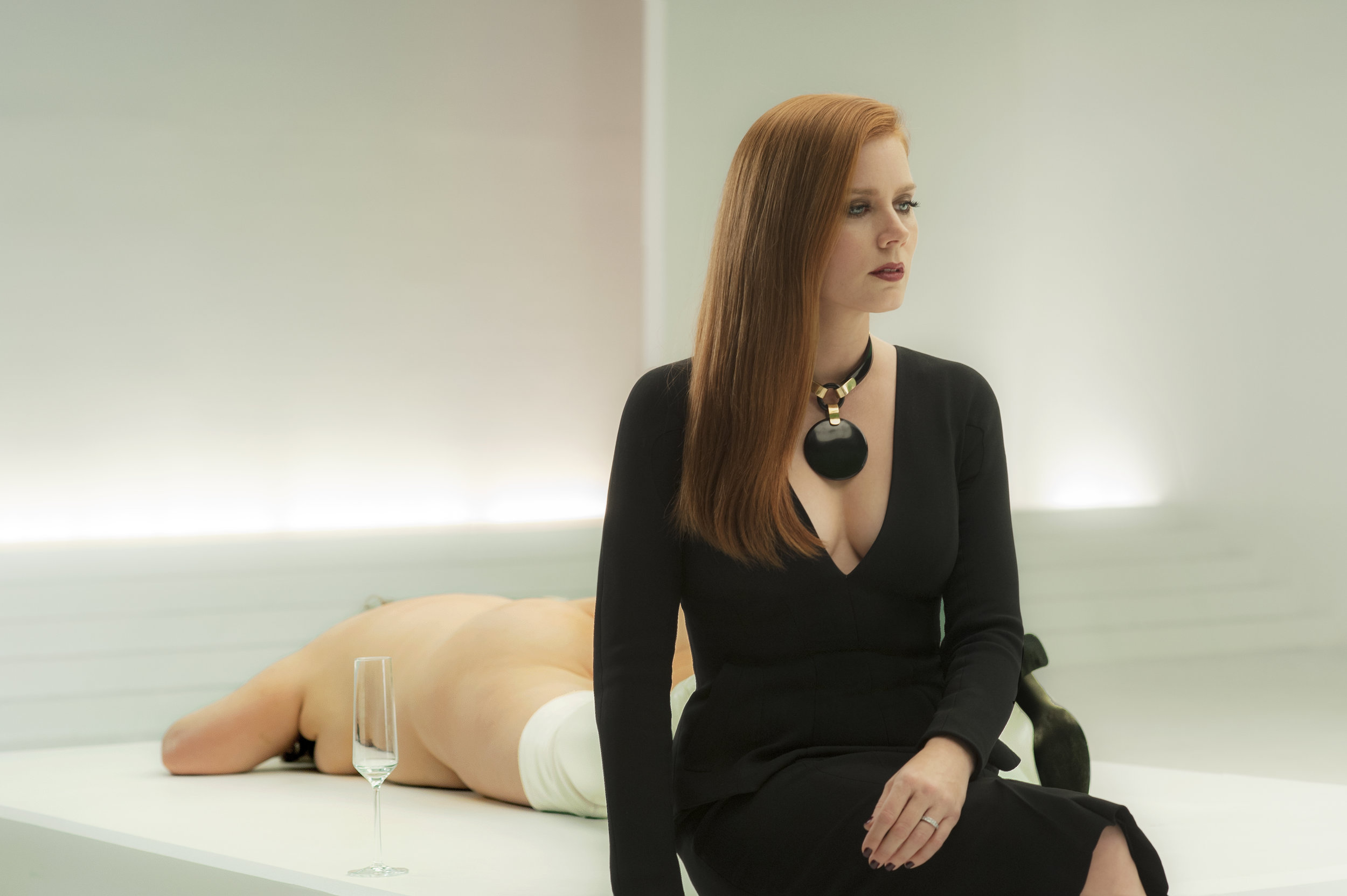 SANDY & BOB'S MOST OVERRATED FILM OF 2016:  Nocturnal Animals  (USA – dir. Tom Ford)