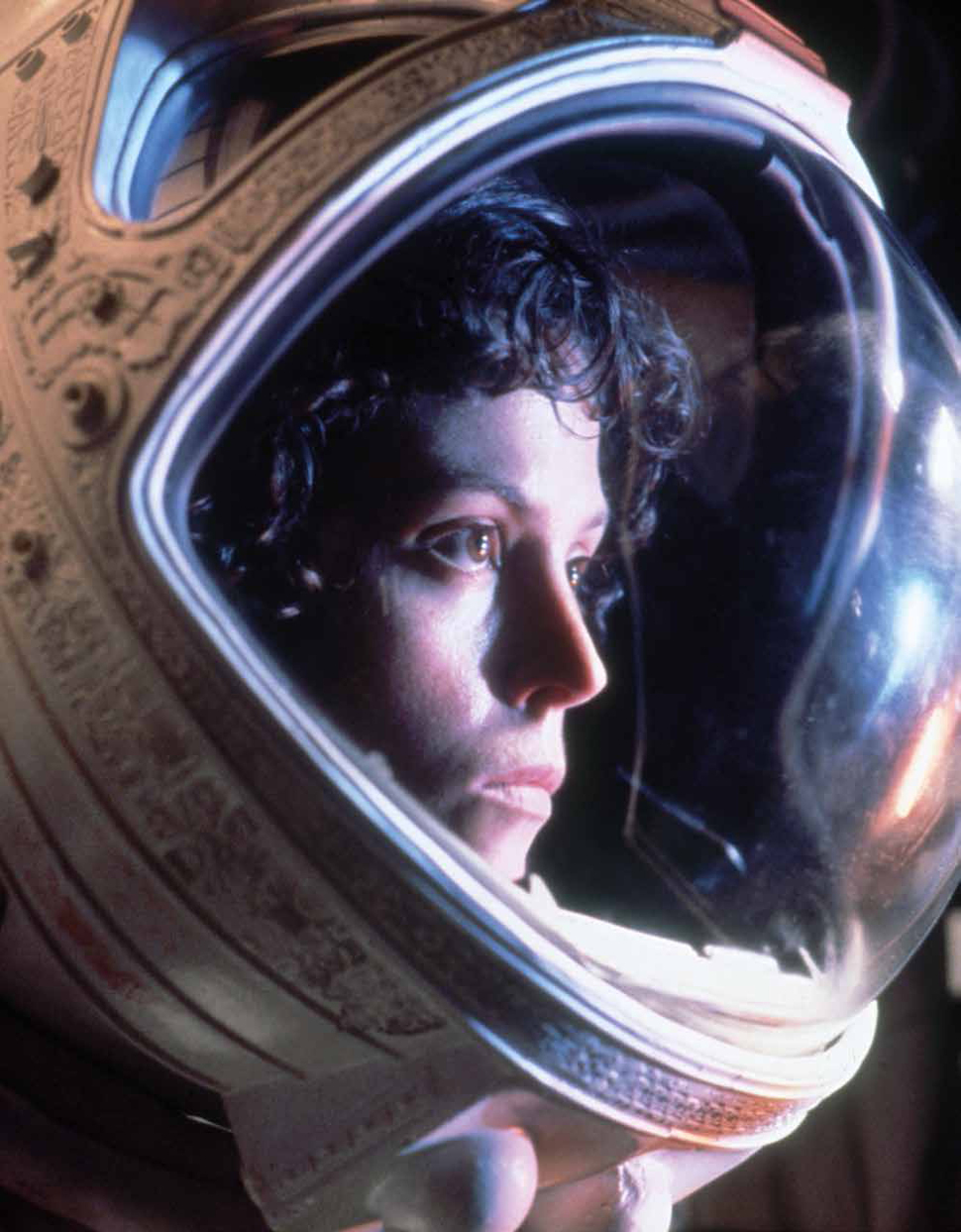 When she was cast as Flight Lt. Ellen Ripley, the lone survivor of the Nostromo,Sigourney Weaver was a virtually unknown actress with aspirations to become known for her stage work rather than become a movie star. The role would not only propel her to A-list actor status but also establish her as the prototypical kick-ass action heroine of 20th century cinema.