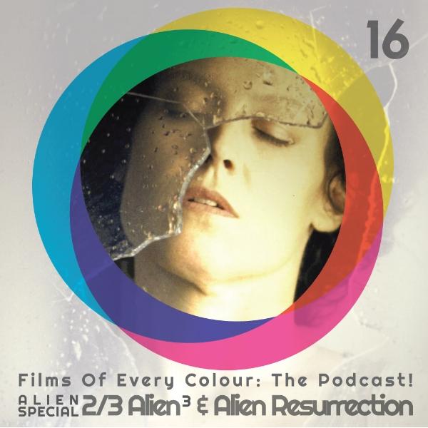 FOEC Podcast episode 16 Alien 3 & Alien Resurrection