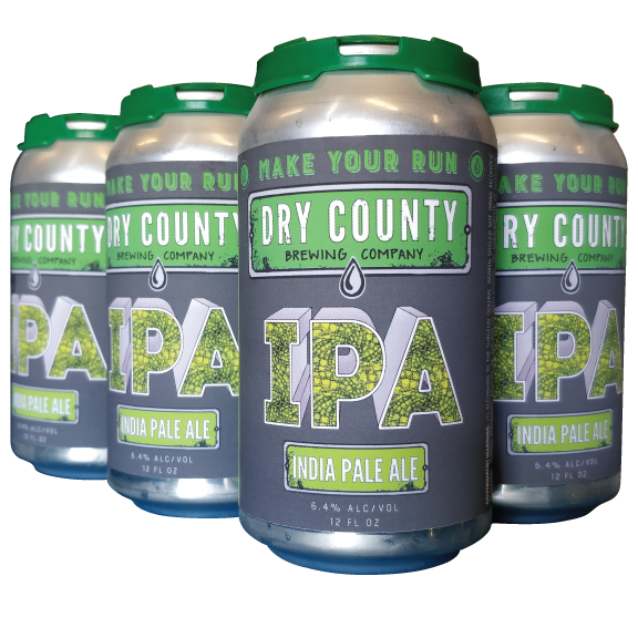 Dry County IPA 6-Pack